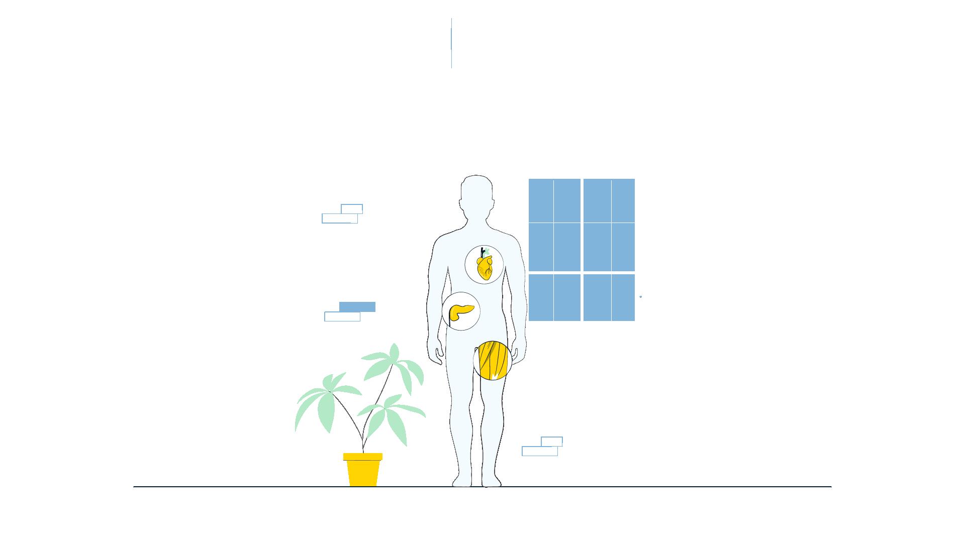 weefselniveau cvg